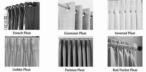 pleat-guide