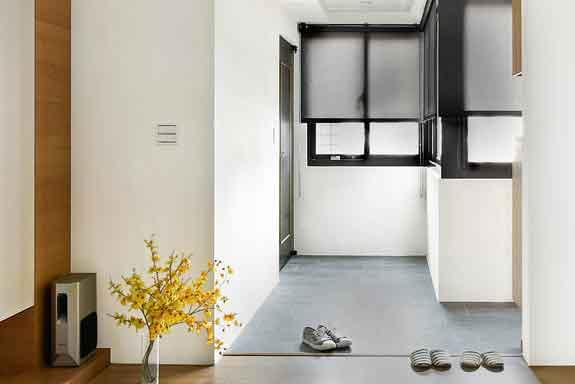 日系簡約到位,他倆磨蹭半年|台中南區窗簾案例