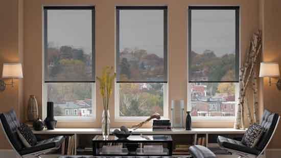陽光捲簾|透景寫意,柔焦美膚,關於居家中遮陽簾的該與不該