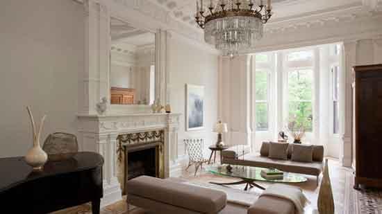 新古典風窗簾怎麼搭|優雅婉麗從容展現高貴氣質